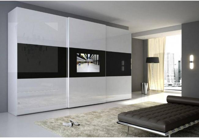 9 home - Altezza tv a parete camera da letto ...
